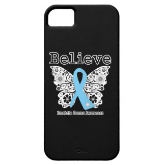 Believe - Prostate Cancer Butterfly iPhone 5 Covers