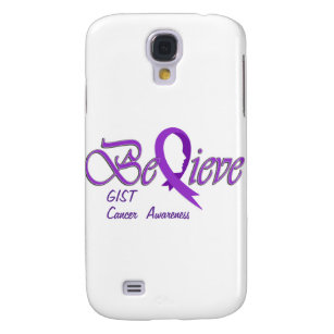 "Believe ""Purple - Gift Items"" Galaxy S4 Cover"