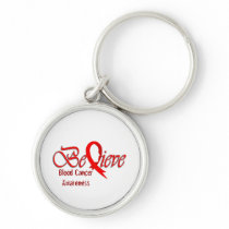 """""""Believe"""" Red Ribbon Collection Keychain"""