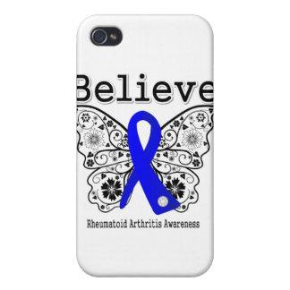 Believe Rheumatoid Arthritis Case For iPhone 4
