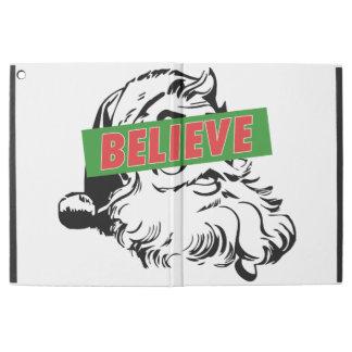 "Believe Santa Claus iPad Pro 12.9"" Case"