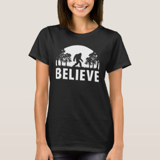 Believe Sasquatch T-Shirt