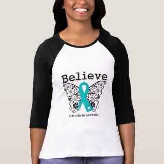 Believe Scleroderma Awareness Tees