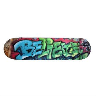 """""""Believe"""" Skateboard"""