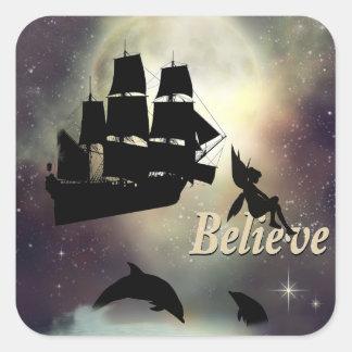 Believe stickers