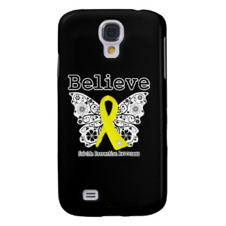 Believe Suicide Prevention Awareness Galaxy S4 Covers