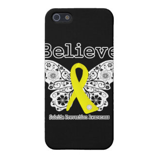Believe Suicide Prevention Awareness Cover For iPhone 5