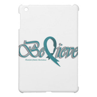 "Believe ""Teal - Gift Items"" iPad Mini Cases"