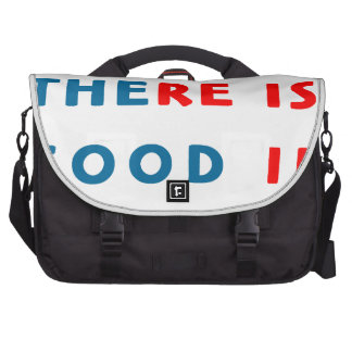 believe there is good in the world commuter bags