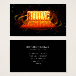 Growth business cards templates zazzle believe to achieve business card reheart Gallery