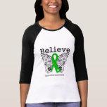 Believe Traumatic Brain Injury T Shirts