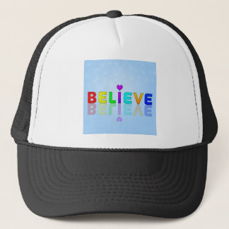 Believe trucker-hat, for sale ! trucker hat
