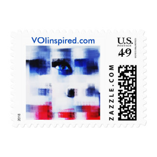 """""""BELIEVE"""" VOIinspired First Class Stamps"""