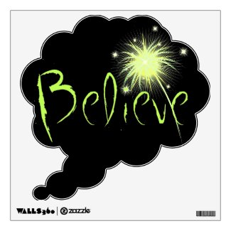 Believe Wall Skins