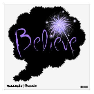 Believe Room Graphic