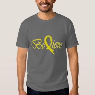 Believe (Yellow 2) Tee Shirt