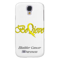 Believe (Yellow - Gift Items) Samsung Galaxy S4 Cover