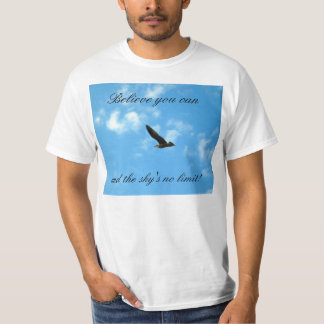 Believe You Can T Shirt