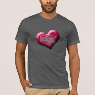 Believer heart stamp T-shirt