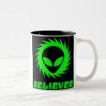 believer (in aliens) mugs