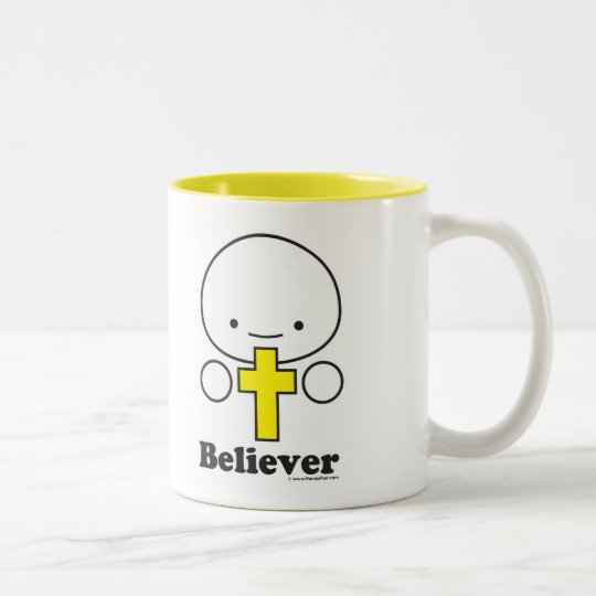 Believer Mug (more styles)