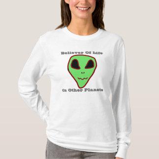 Believer of Aliens Shirt