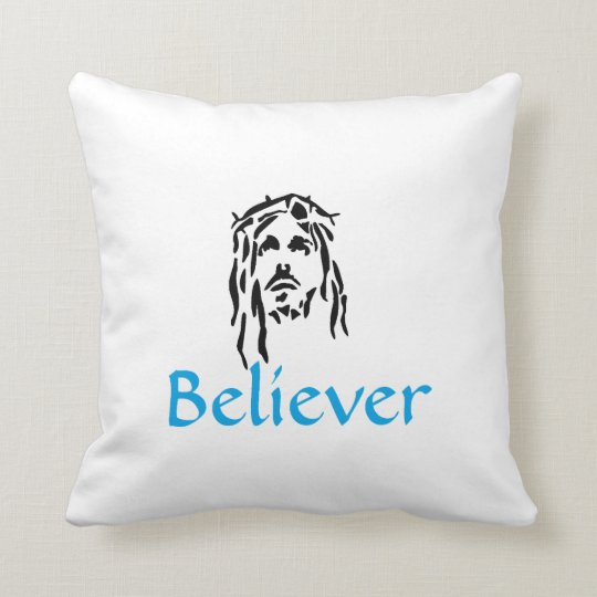 Believer Pillow