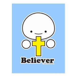 Believer Postcard