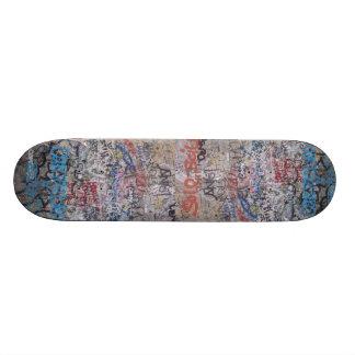 Belin Wall Custom Skate Board