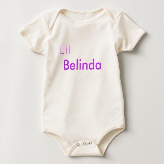 Belinda Baby Bodysuit