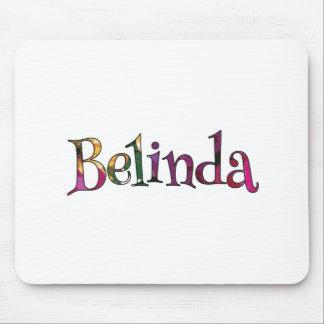 Belinda's Colorful Fun Mouse Pad