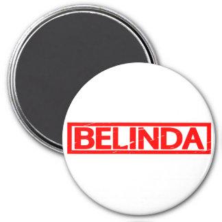 Belinda Stamp Magnet