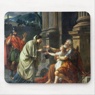 Belisarius Begging for Alms, 1781 Mouse Pad