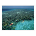 Belize, Barrier Reef, Lighthouse Reef, Blue Postcards