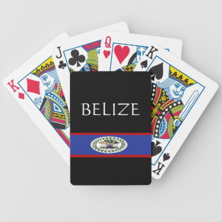 Belize Bicycle Playing Cards