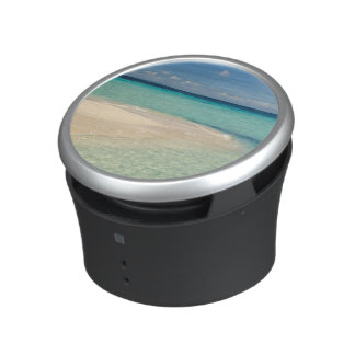 Belize, Caribbean Sea. Goff Caye, A Small Island Bluetooth Speaker