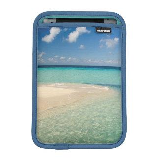 Belize, Caribbean Sea. Goff Caye, A Small Island Sleeve For iPad Mini