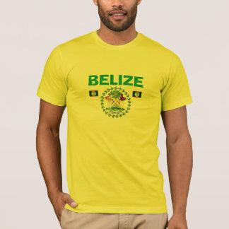 Belize Crest and Flag Shirt
