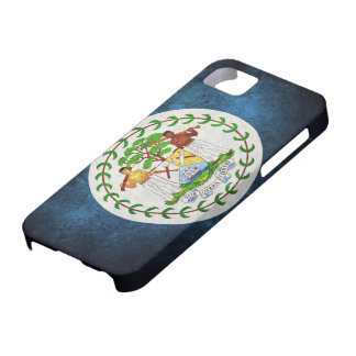 Belize Flag iPhone SE/5/5s Case
