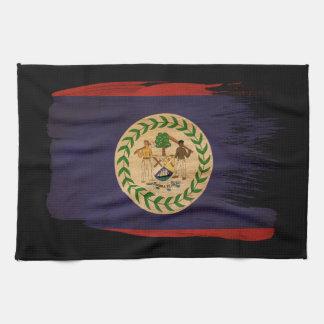 Belize Flag Hand Towel