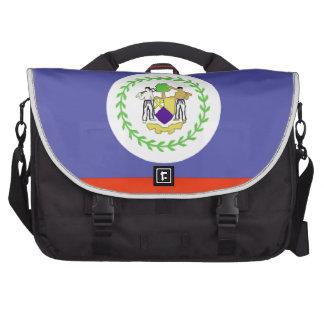 Belize Flag Bags For Laptop