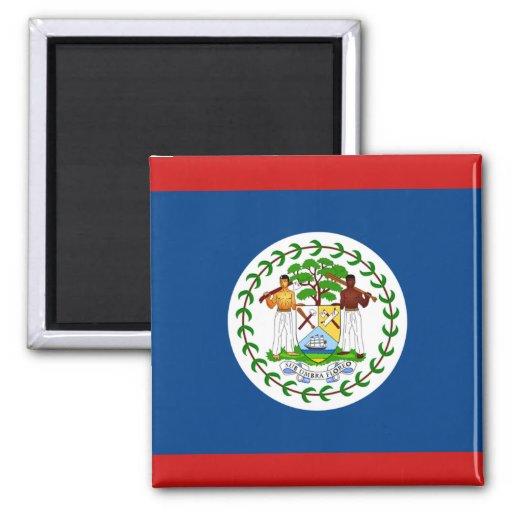 Belize Flag Magnet