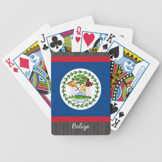Belize Flag Playing Cards