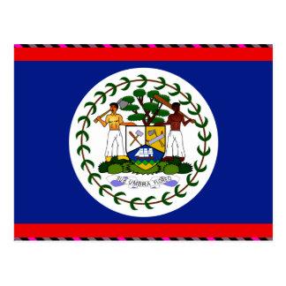 Belize Flag Post Cards