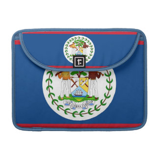 Belize Flag Rickshaw Flap Sleeve