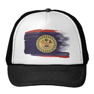 Belize Flag Trucker Hat