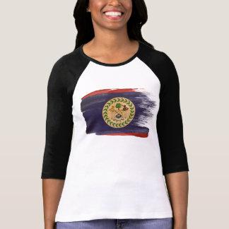 Belize Flag Tee Shirts