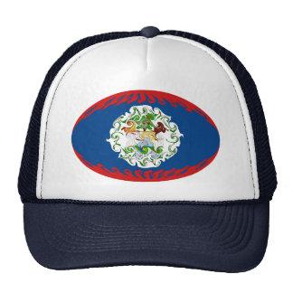Belize Gnarly Flag Hat