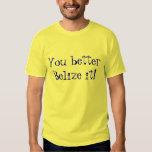 Belize it! tee shirt