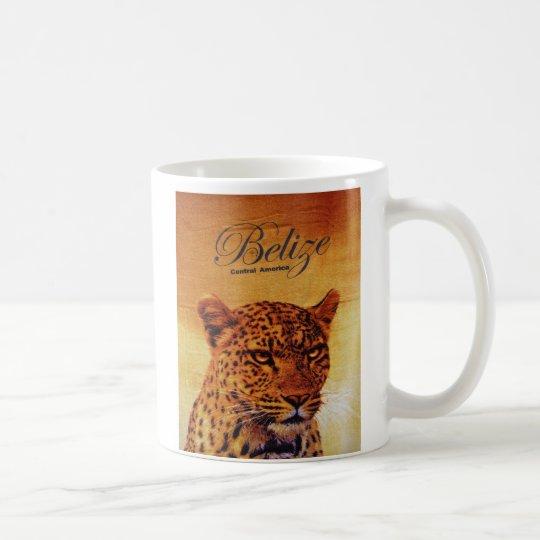 Belize Jaguar Coffee Mug